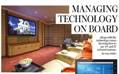 Dockwalk Article on Managing Technology